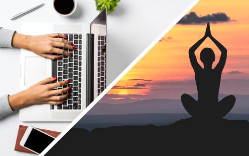 Yoga und Business passen nicht zusammen